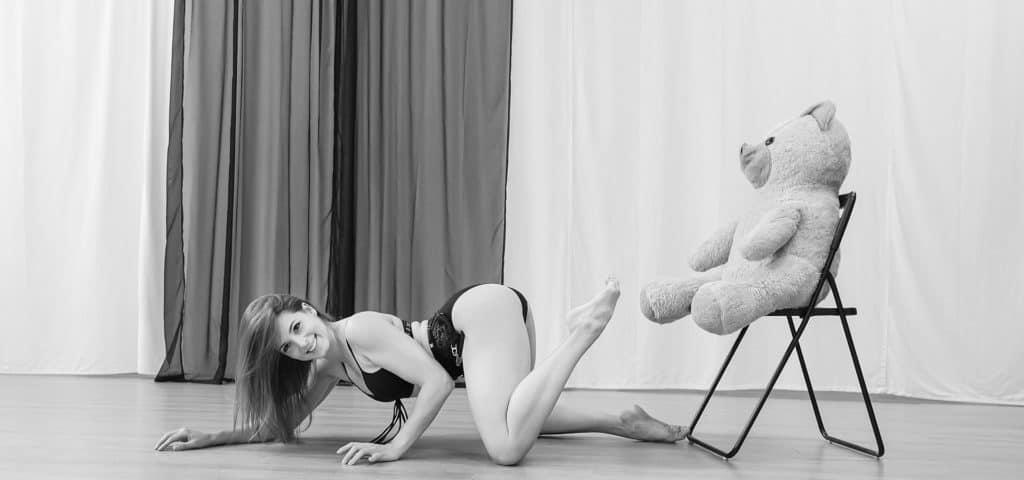 Lap Dance lernen Zürich stretching