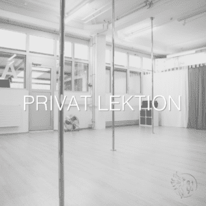 Privatlektion 1 Pers.