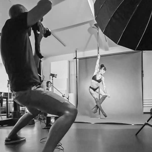 Pole Dance Fotoshooting